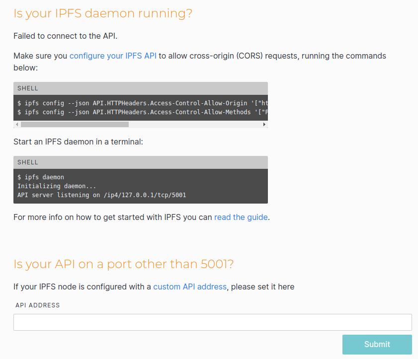 IPFS без боли (но это не точно) - 2