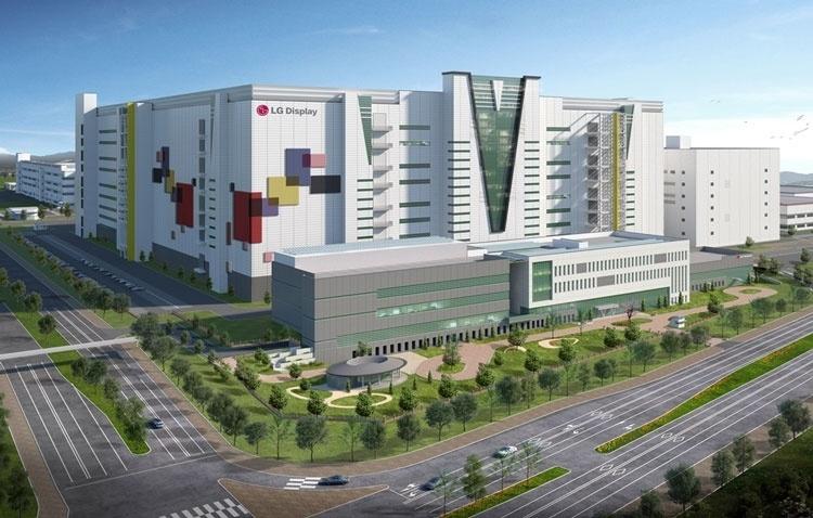 LG Display начала массовое производство OLED-панелей в Китае