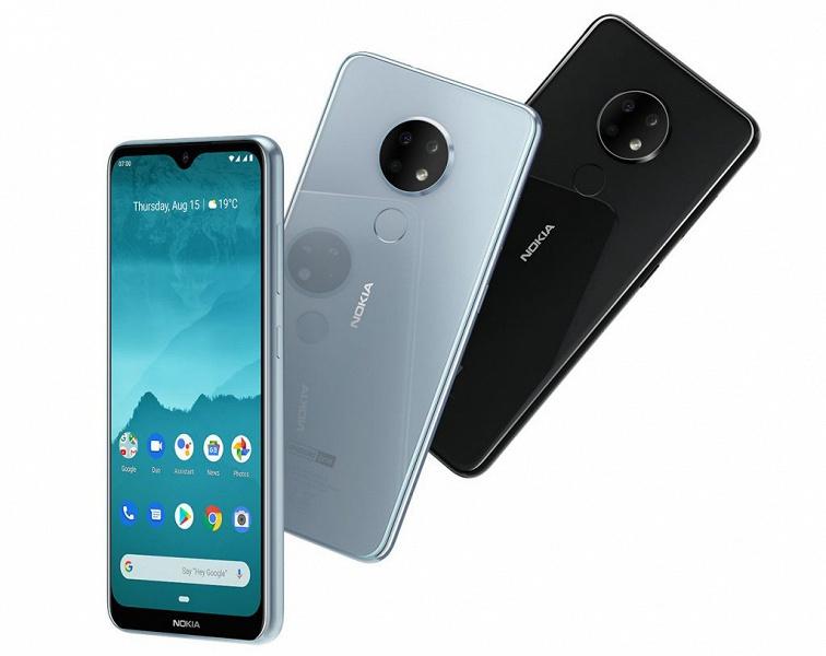 Два брата-акробата с круглой тройной камерой. Смартфоны Nokia 7.2 и Nokia 6.2 представлены официально