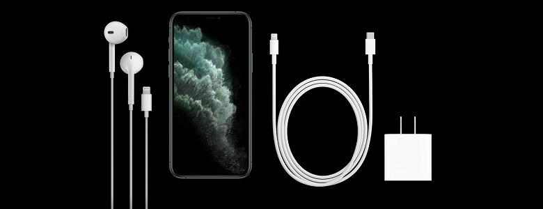 iPhone 11 Pro и 11 Pro Max наконец-то получили мощное зарядное устройство в комплекте, а вот iPhone 11 остался со старым