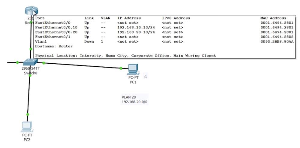 Тренинг Cisco 200-125 CCNA v3.0. День 42. Маршрутизация Inter-VLAN и интерфейс SVI - 18