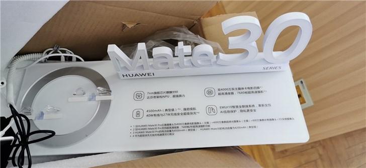 Серийная съемка со скоростью 7680 к/с, Kirin 990 и аккумулятор емкостью 4500 мА·ч. Подтверждены характеристики Huawei Mate 30 Pro