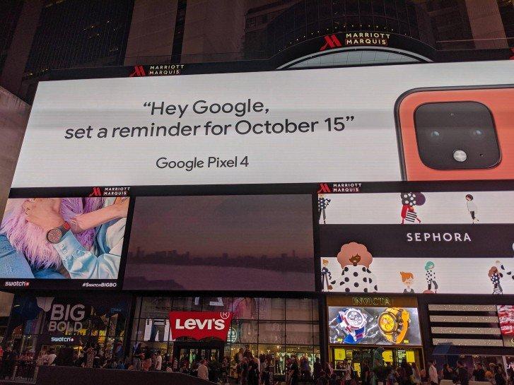 Google впервые подтвердила новый цвет смартфонов Google Pixel 4 и Google Pixel 4 XL