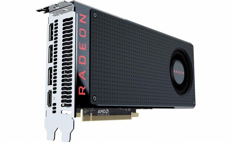 AMD может выпустить долгожданную замену для Radeon RX 570 до середины октября