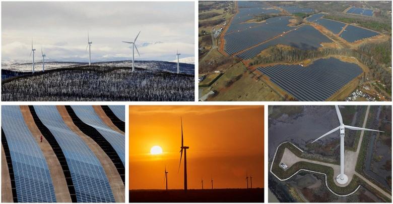 Google совершает крупнейшую корпоративную закупку возобновляемой энергии в истории