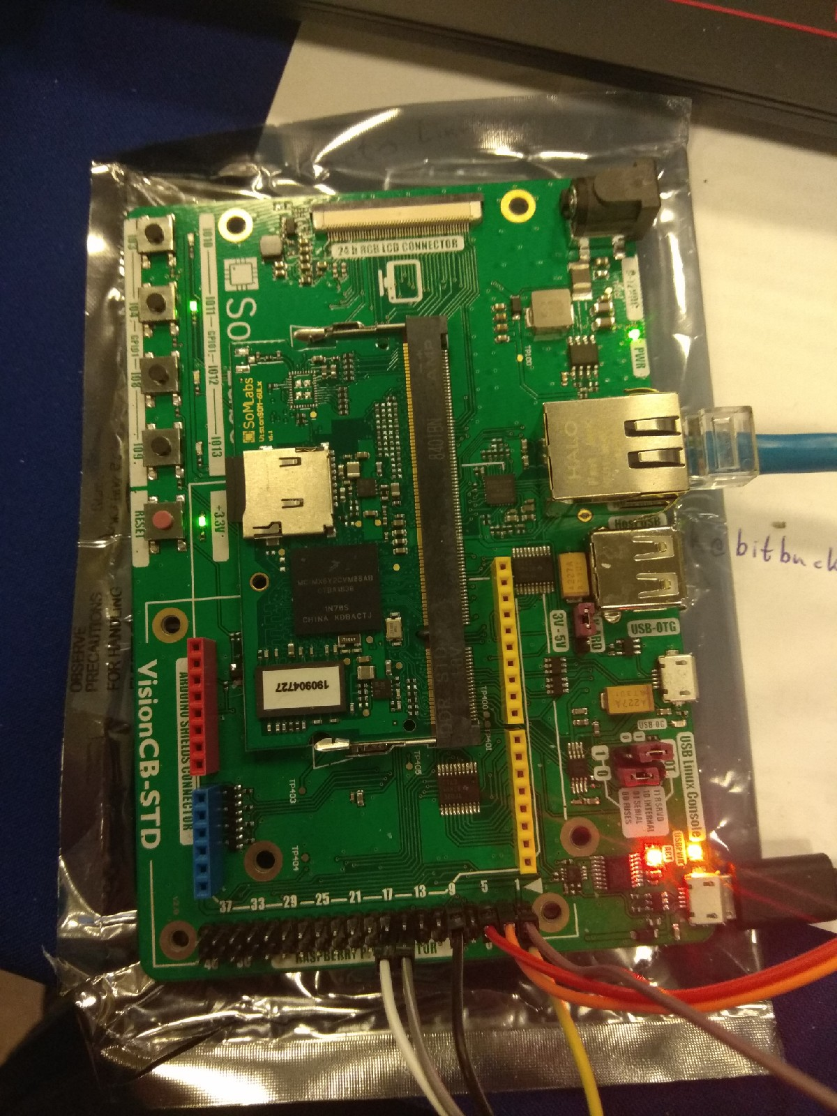 """Железные"" конференции. SOM i.MX6, Aliceduino, Keras+STM32Cube.AI - 2"