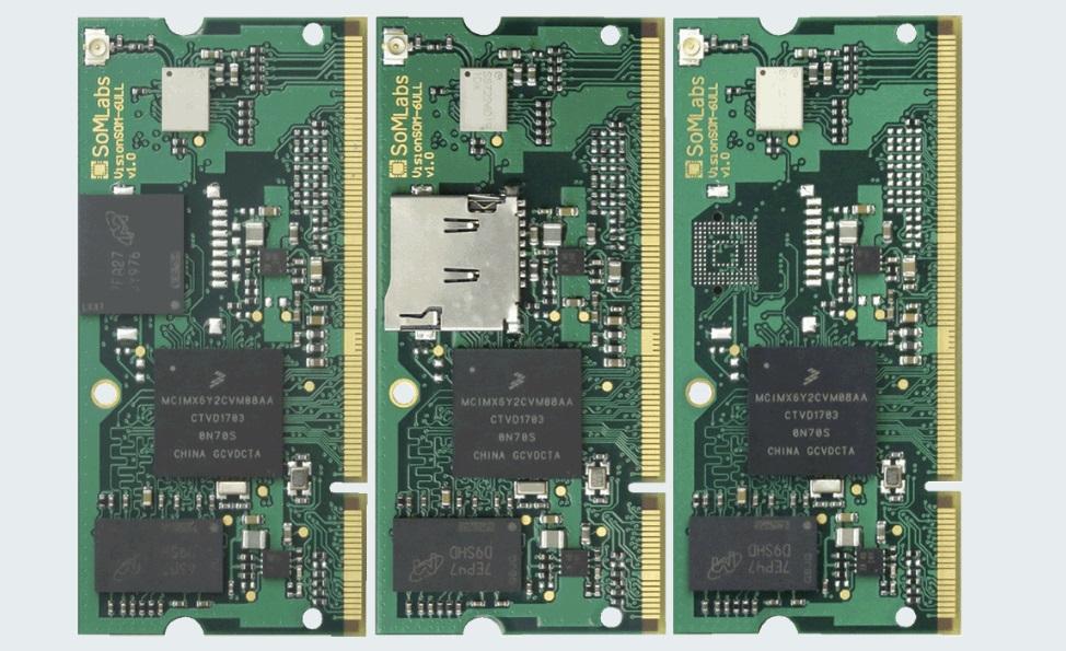 """Железные"" конференции. SOM i.MX6, Aliceduino, Keras+STM32Cube.AI - 1"