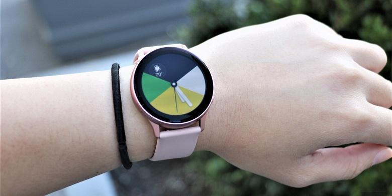 Часы Samsung Galaxy Watch Active 2 теперь полноценны сразу из коробки