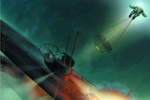Зачем подводникам парашюты
