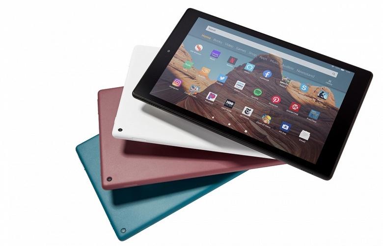 Один из лучших бюджетных планшетов. Amazon All-New Fire HD 10 получил стереодинамики, порт USB-C и большой экран при цене в 150 долларов