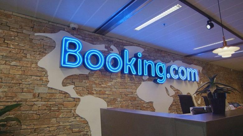 И ты, Booking?