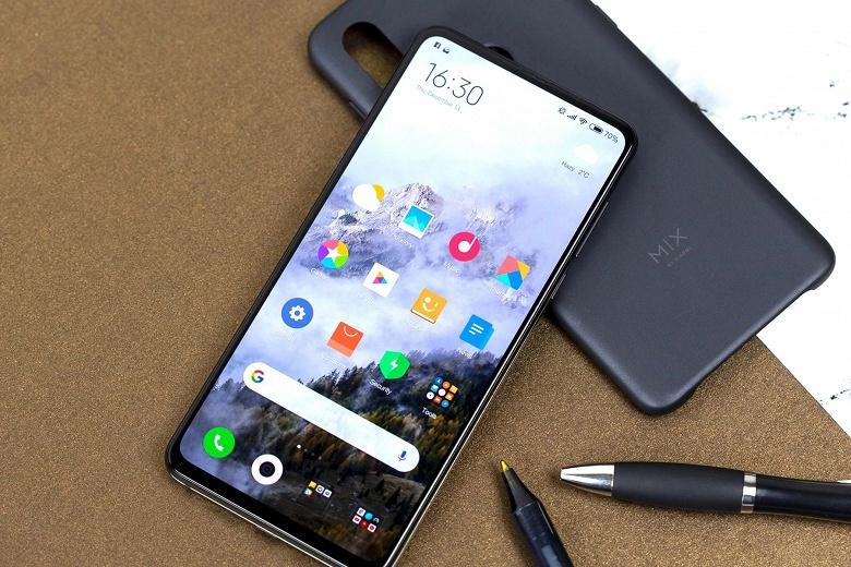 Пустые разговоры. Забудьте о Xiaomi Mi Mix до следующего года