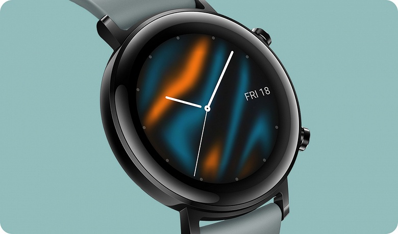 Huawei выпускает умные часы Huawei Watch GT 2 в безрамочном дизайне, как у Samsung Galaxy Watch Active