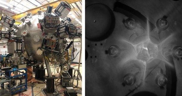 Ядерный реактор с плазменными пушками: будущее ядерной энергетики