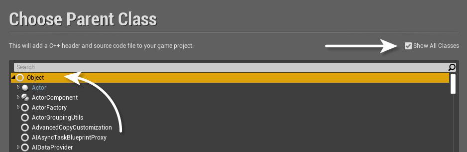 Расширяем возможности UObject в Unreal Engine 4 - 3