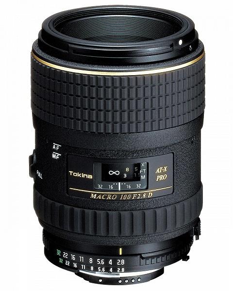 Tokina скоро представит новый объектив для зеркальных камер Canon и Nikon