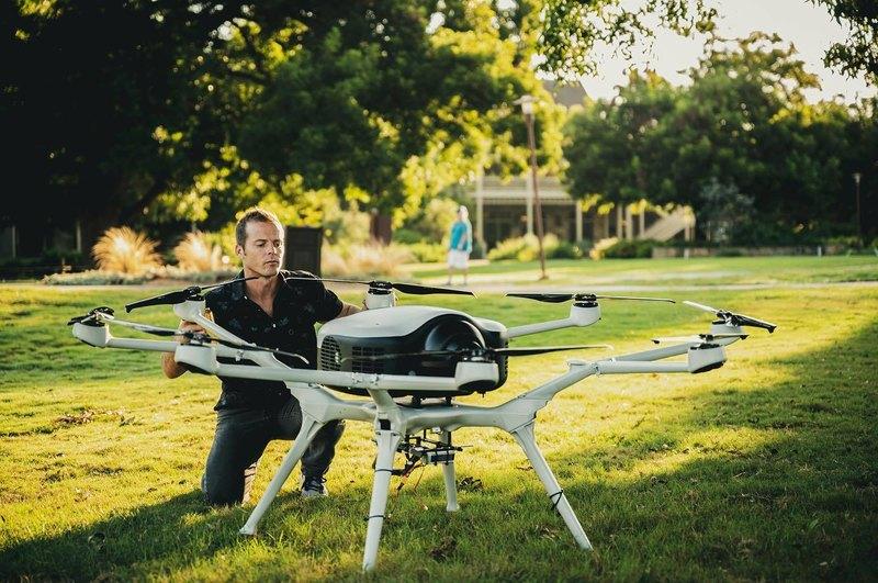 Водородный дрон совершил перелет между островами Санта-Крус и Сент-Томас - 2