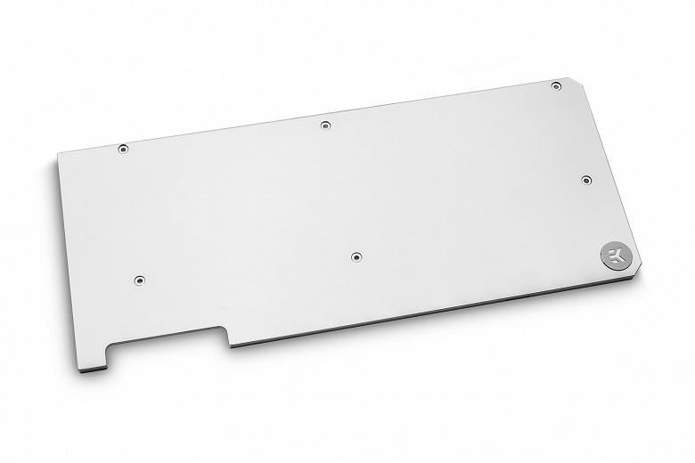 Представлены водоблоки EK-Quantum Vector FTW3 D-RGB для видеокарт EVGA серии RTX FTW3