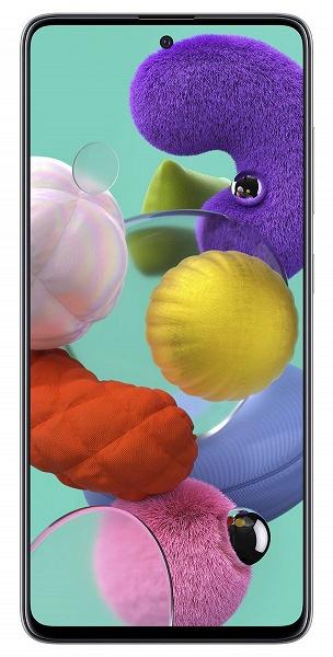 Первое официальное изображение очередного недорогого бестселлера Samsung