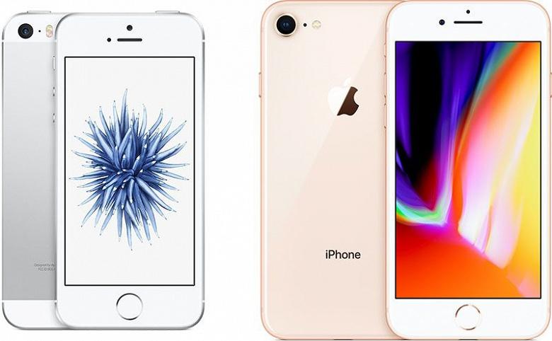 Ожидаемый миллионами iPhone SE 2 получит неожиданное название и цену