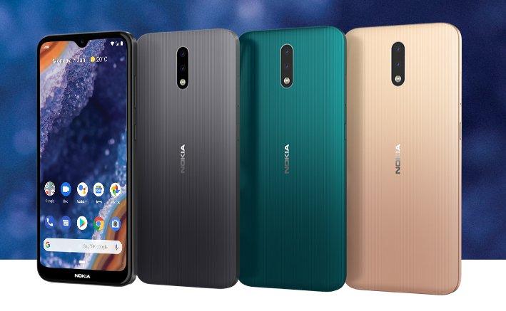 Nokia привезла в Россию конкурента Redmi 8A на тысячу рублей дешевле