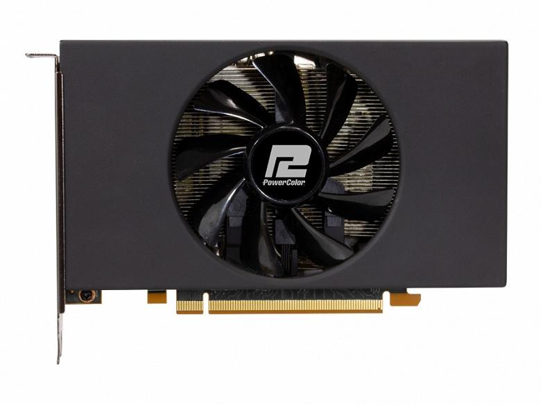 PowerColor выпускает первую компактную Radeon RX 5700