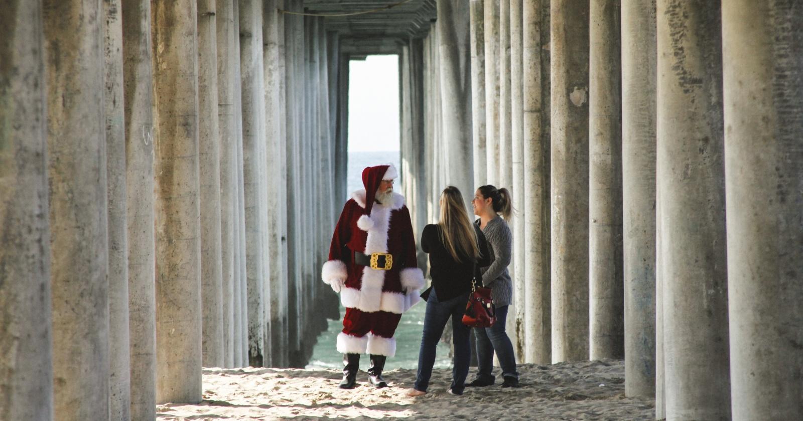 Google почти оживил Санта-Клауса