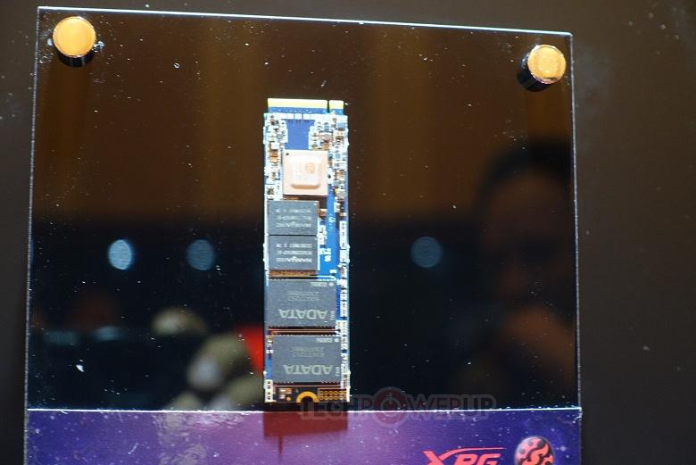 В SSD Adata XPG Sage, Indigo и Pearl с интерфейсом PCIe 4.0 не используется контроллер Phison E16