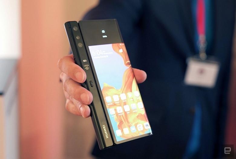 Huawei врёт относительно объёмов продаж гибкого смартфона Mate X?