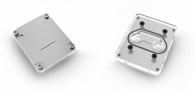 Водоблок EK-Quantum Momentum Chipset Aorus X570 предназначен для системных плат серии Gigabyte X570 Aorus