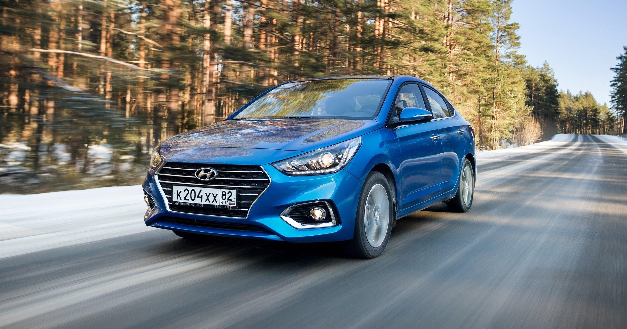 Владельца Hyundai Solaris оштрафовали за езду со скоростью 313 км/ч
