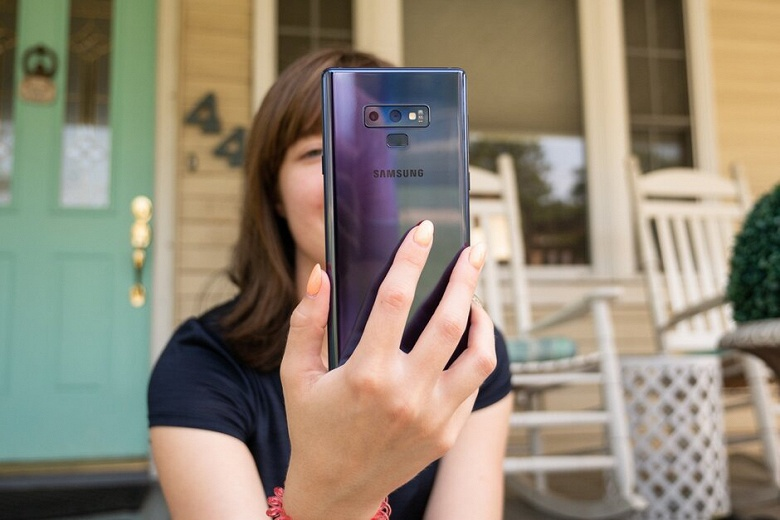 Samsung максимально урезала цены на Galaxy Note9