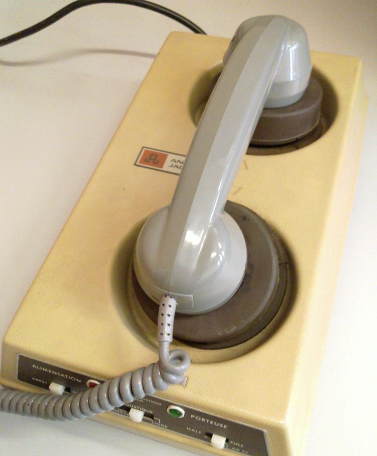 Разбираем звук Dial-up модема - 2