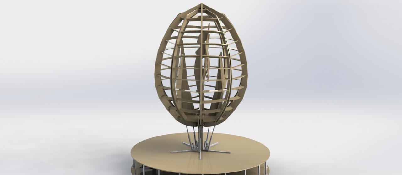 Создание арт-объекта для Burning Man - 10