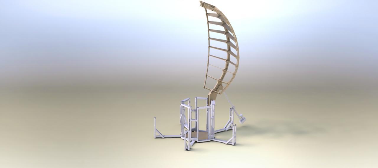 Создание арт-объекта для Burning Man - 12