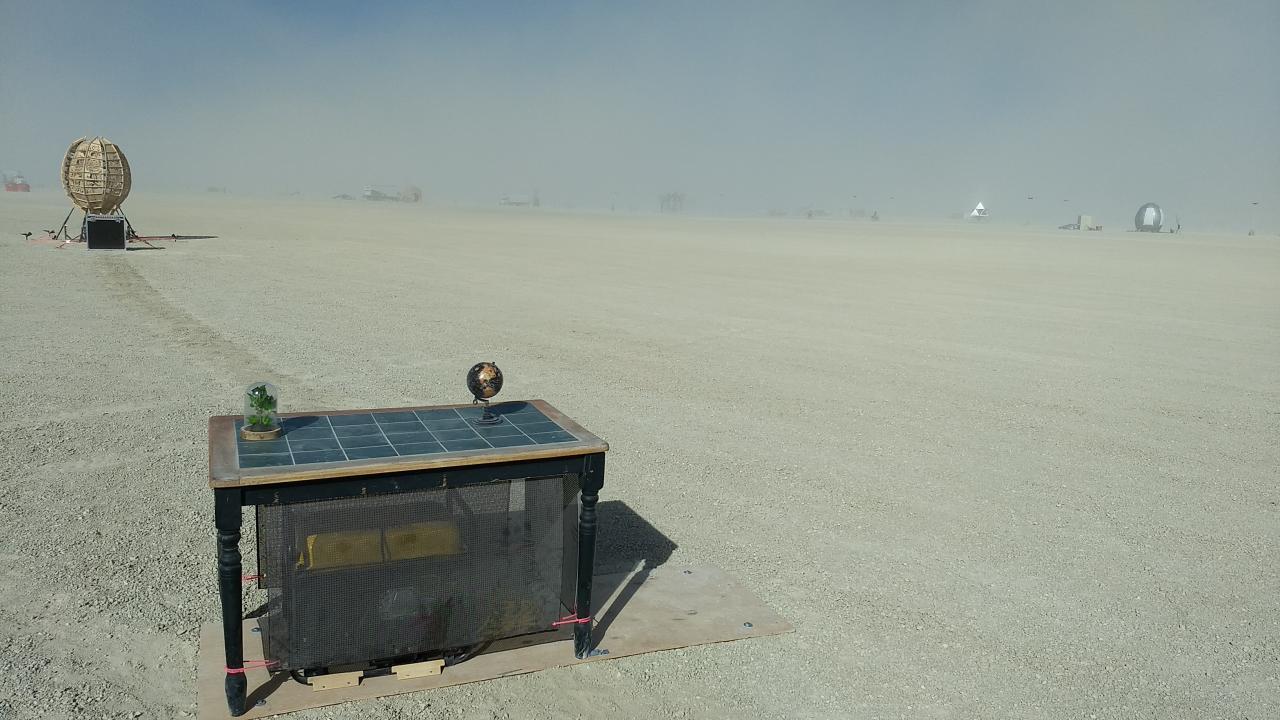 Создание арт-объекта для Burning Man - 8