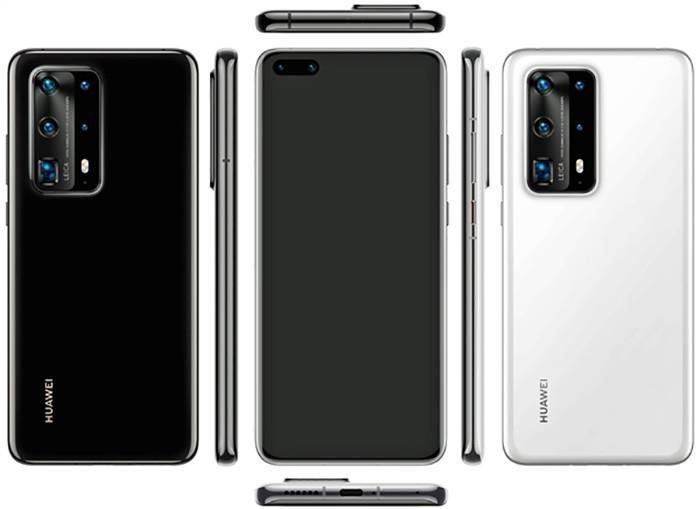 Коронавирус не угрожает Huawei P40