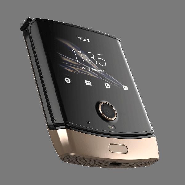 Такую Motorola Razr 2019 вы еще не видели