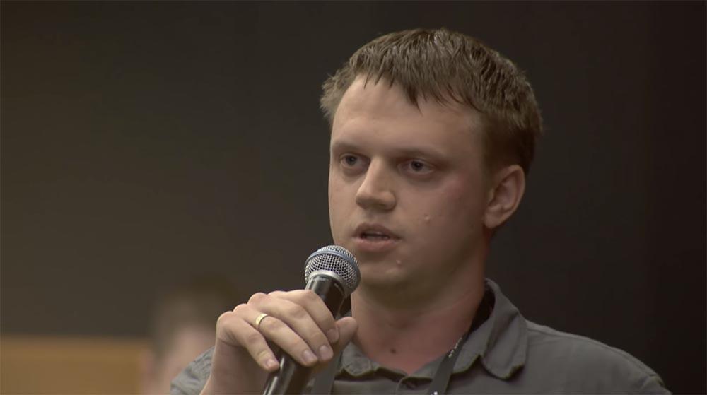 РИТ, Максим Лапшин (Erlyvideo): как программисту вырастить компанию - 24