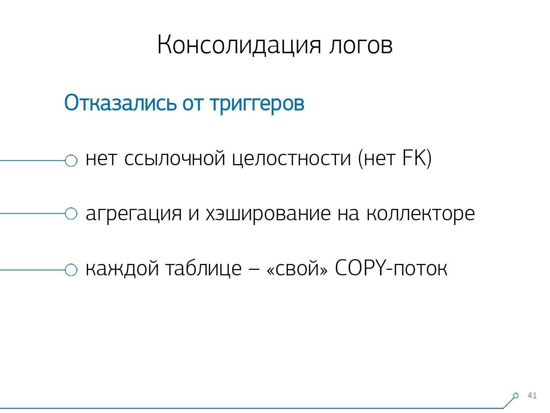 Массовая оптимизация запросов PostgreSQL. Кирилл Боровиков (Тензор) - 21