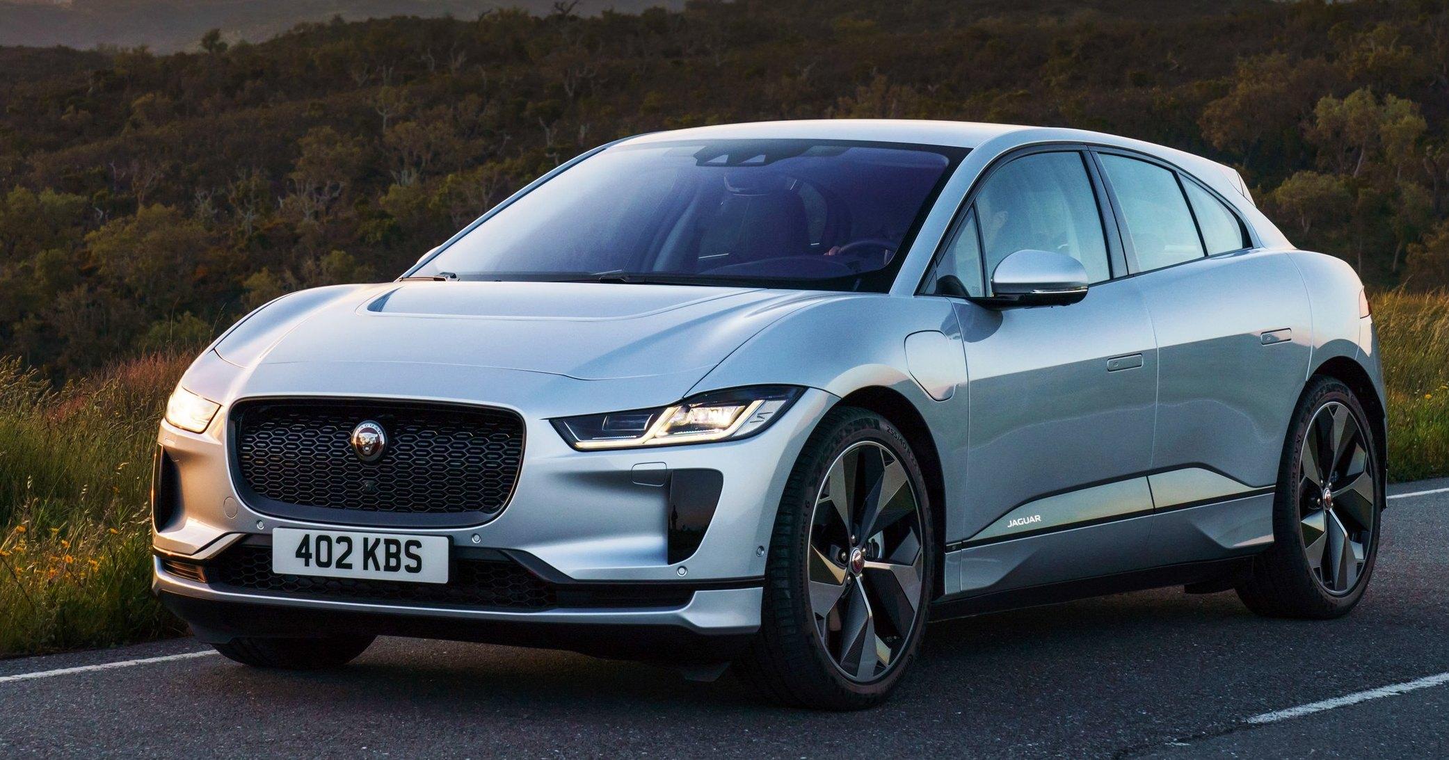 Jaguar не хватает батарей для производства I-Pace
