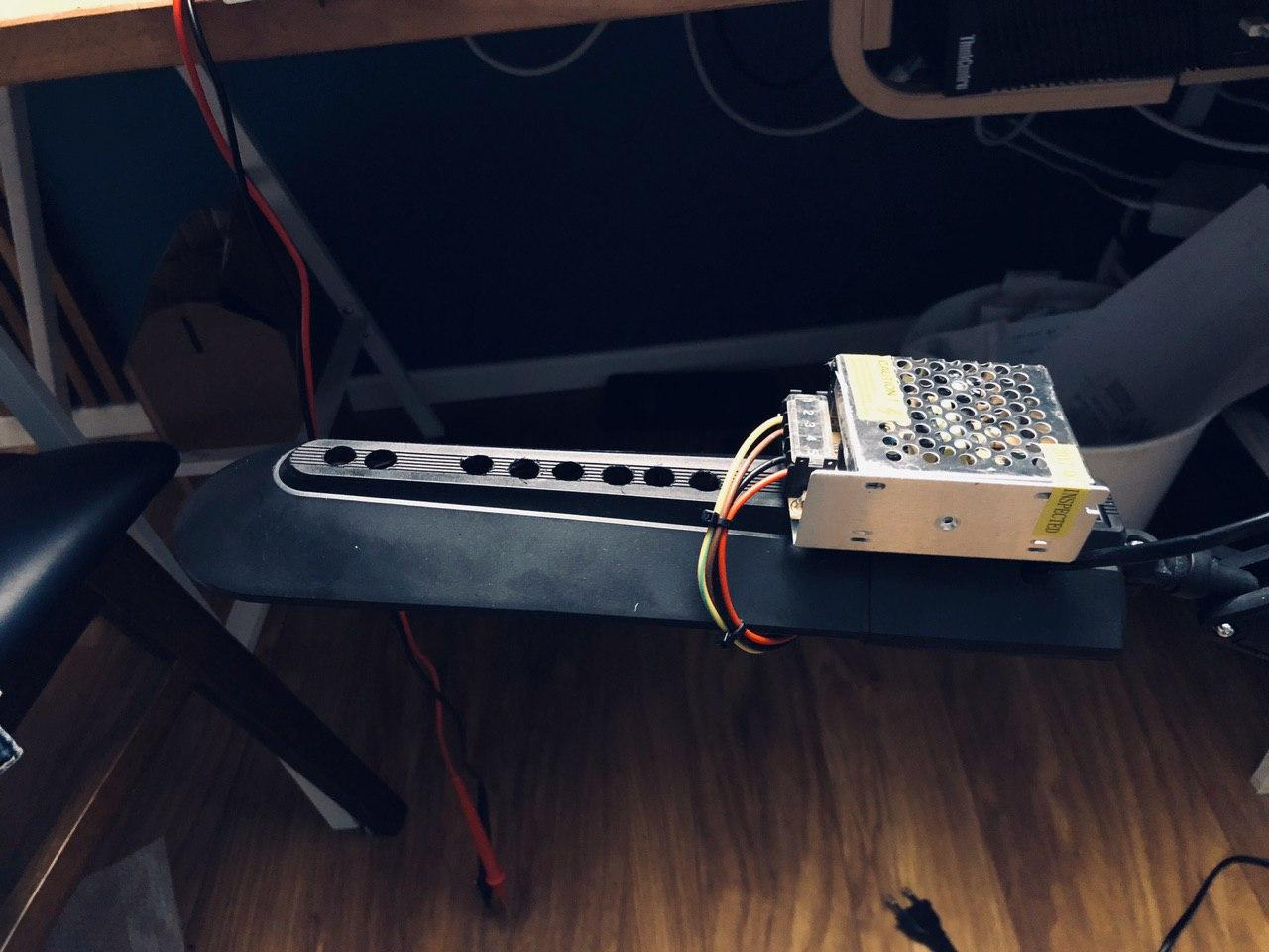 Экспресс UV лампа своими руками 400-405 нм для полимеризации 3D фотополимерных моделей - 26