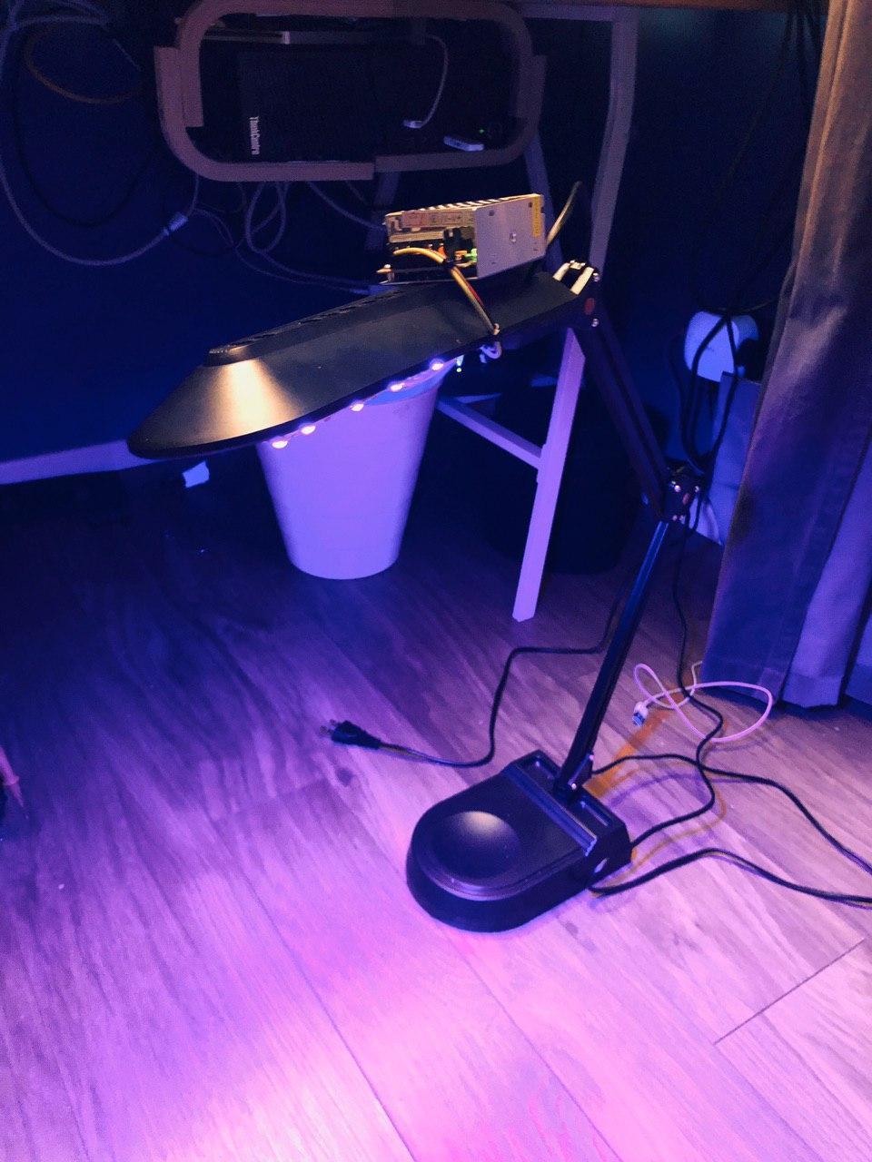 Экспресс UV лампа своими руками 400-405 нм для полимеризации 3D фотополимерных моделей - 31
