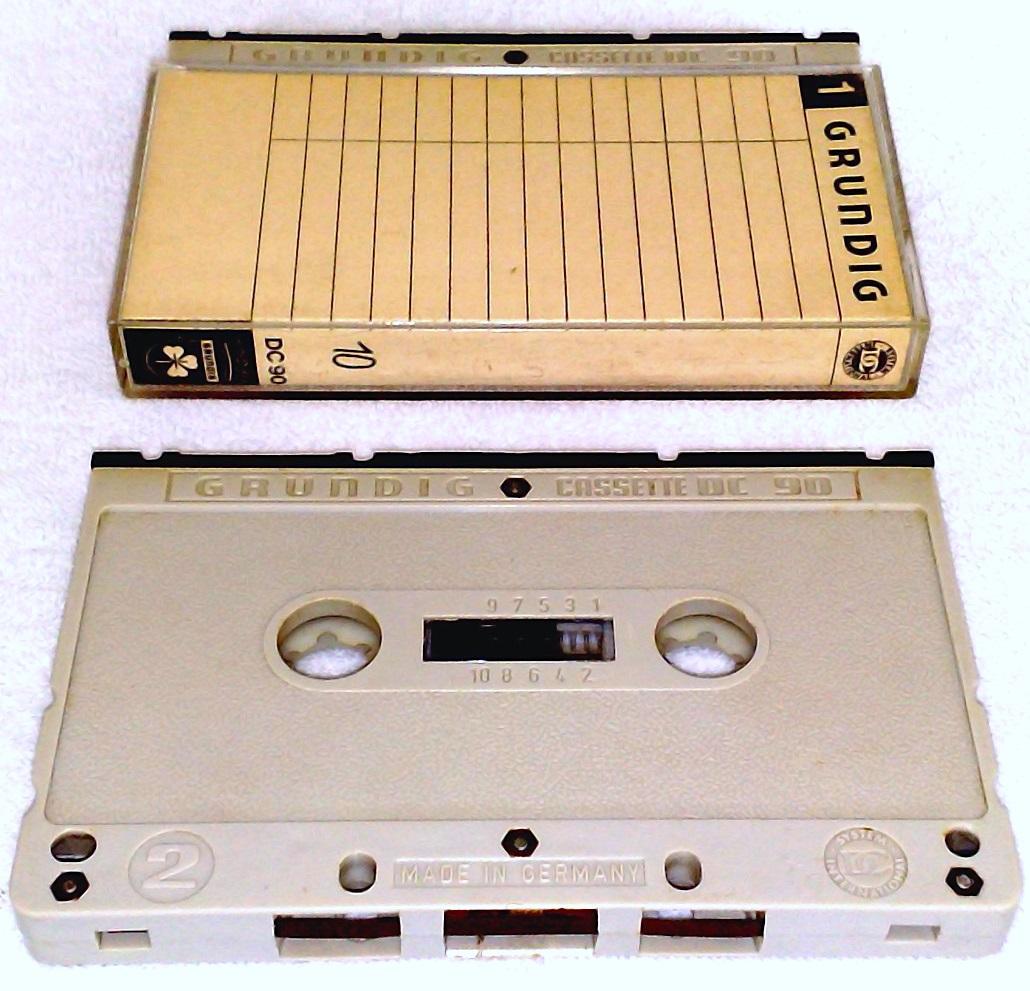 История пленочных аудиоформатов: немецкий ответ компакт-кассетам — как сложилась судьба разработки - 2