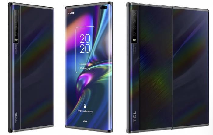 Этот впечатляющий раздвижной смартфон должны были показать на MWC 2020