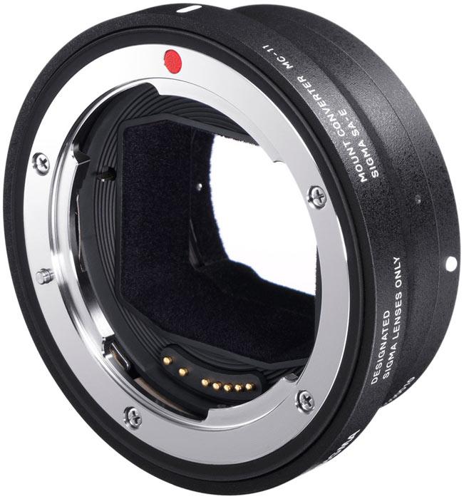 Обновление прошивки добавляет в переходник Sigma MC-11 SA-E поддержку четырех объективов Sigma - 1