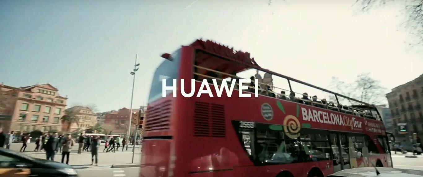 Huawei провела в Барселоне презентацию своих новых продуктов и сервисов - 1
