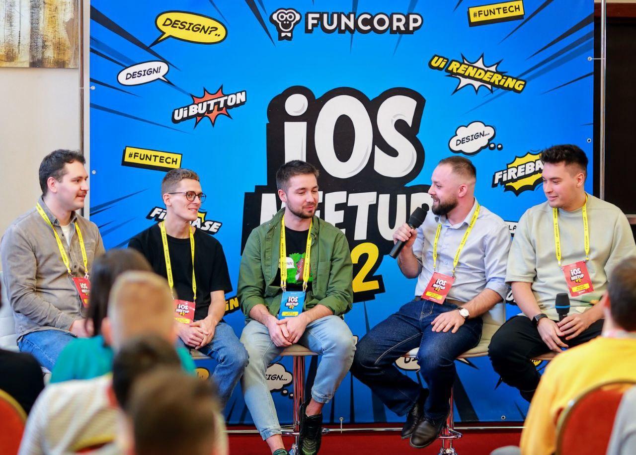 Материалы FunCorp iOS meetup#2 - 1