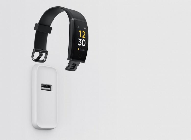 Представлен Realme Band — 20-долларовый конкурент ещё не вышедшему Xiaomi Mi Band 5