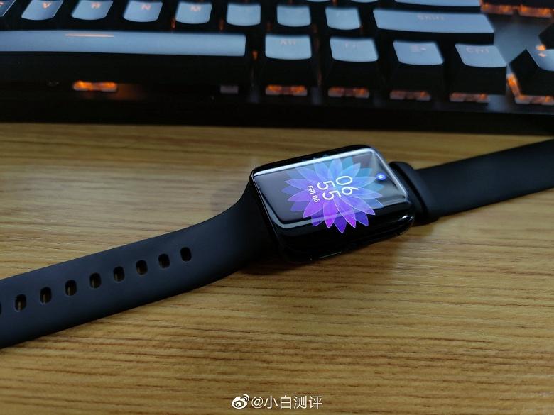 Умные часы Oppo с датчиком ЭКГ и функцией звонков впервые позируют на качественных фото